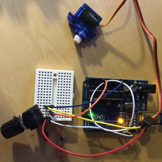 Getting Started With Arduino - Servo Motor