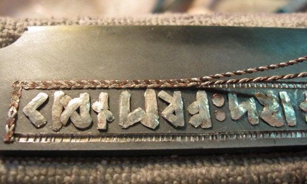 Viking Wire Inlay