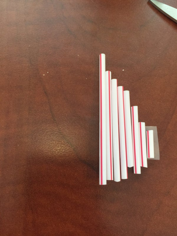 DIY-Musical Instrument With Coffee Stirrer