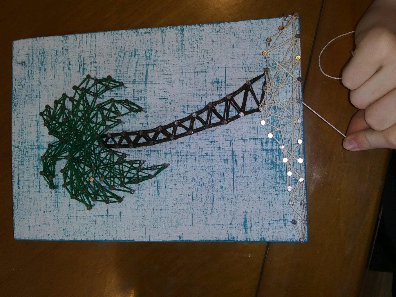 Stringing String