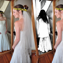Creepy Girl in Mirror Effect in Photoshop