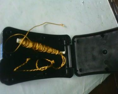 Making Mini Fishing Kit