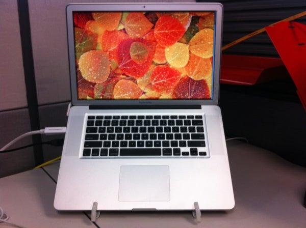 DIY Laptop Riser