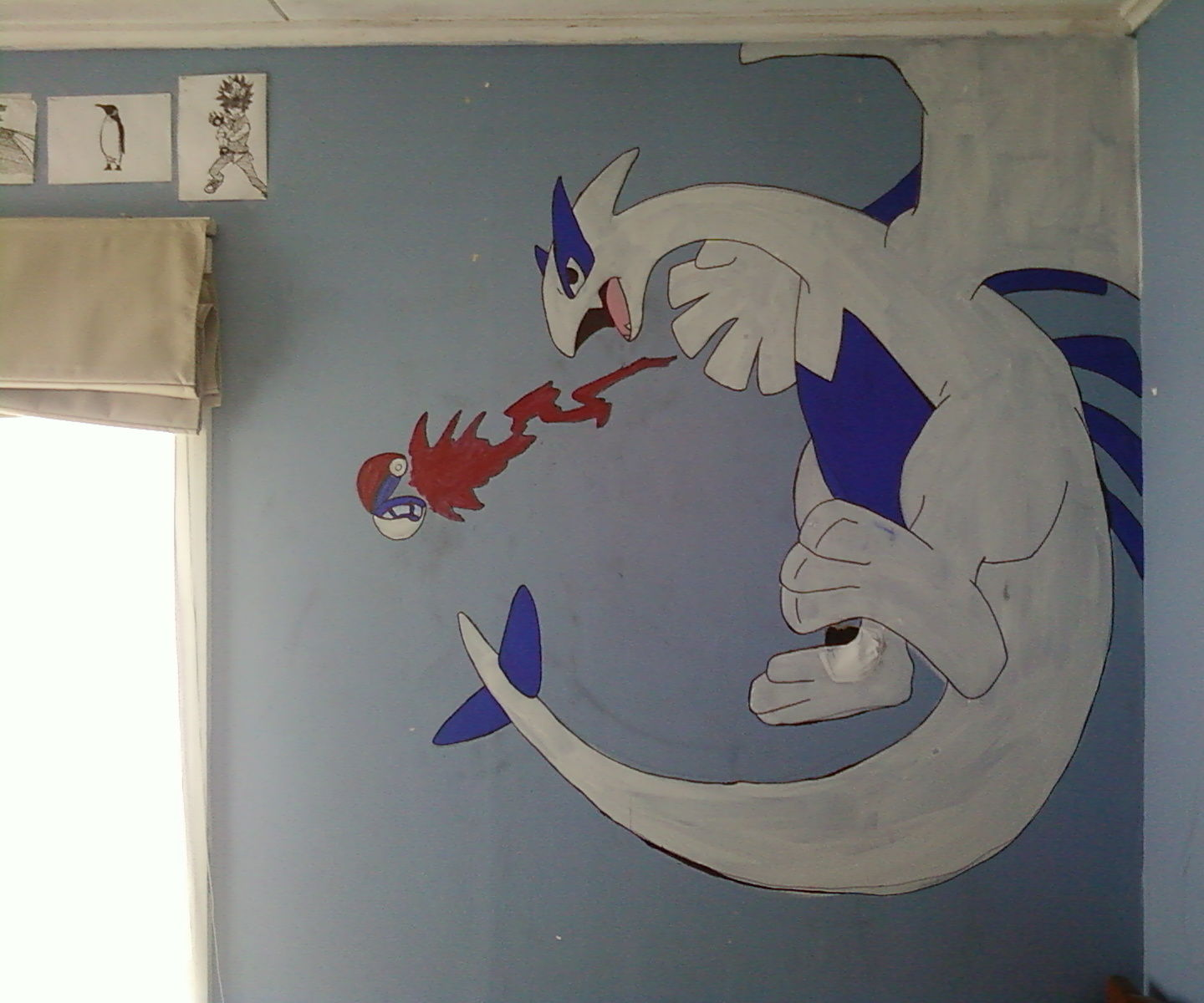 Painting Murals on your Wall