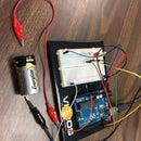 Battery Tester LED Display