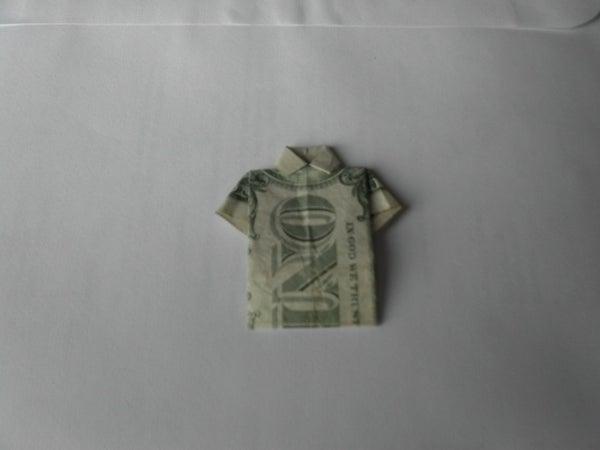 Dollar Bill Shirt