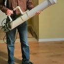 Leaf Blower From Vacuum Cleaner Motor