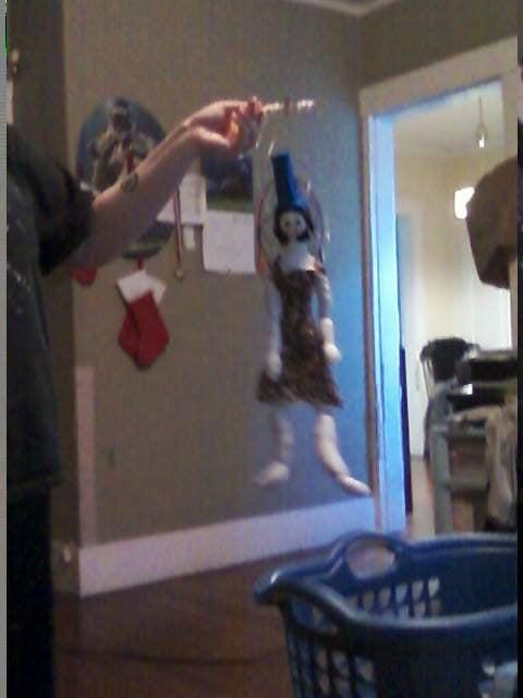 Female Marionette Puppet!