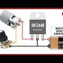 Dc Motor Speed Control Circuit