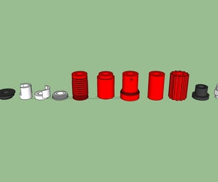 3D Printed Custom Lightsaber