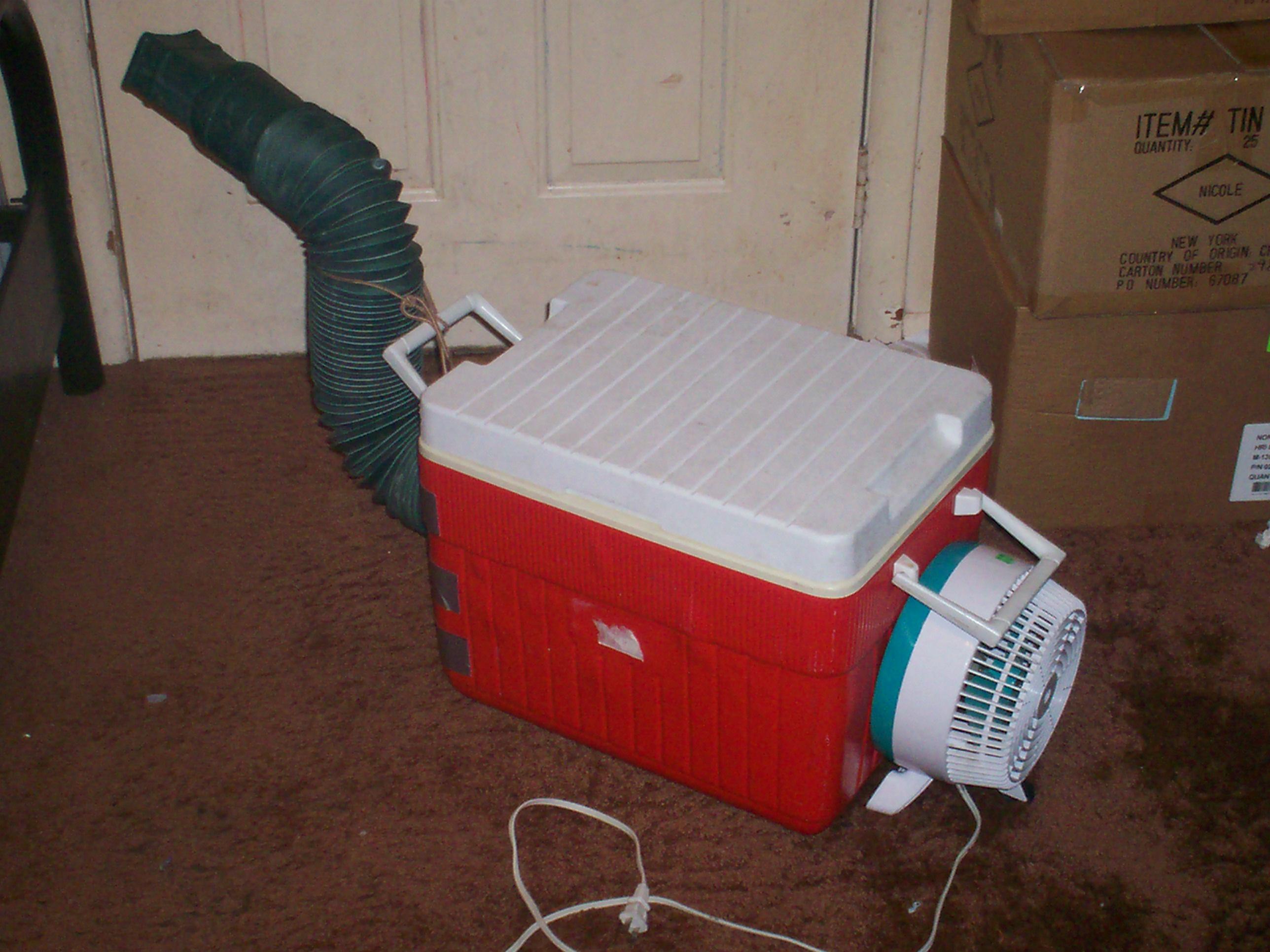 Cooler Adaptation
