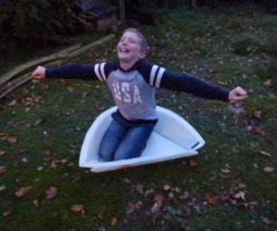 How to Make a Flat Pack Sandbox or Paddling Pool