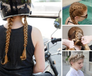 How to Braid Your Hair