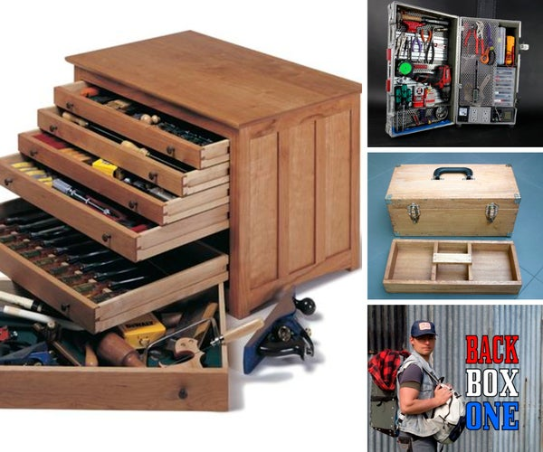 10 Top-Notch Toolboxes