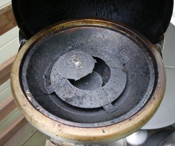 Quick-Fix Welding for a Broken BBQ Grill