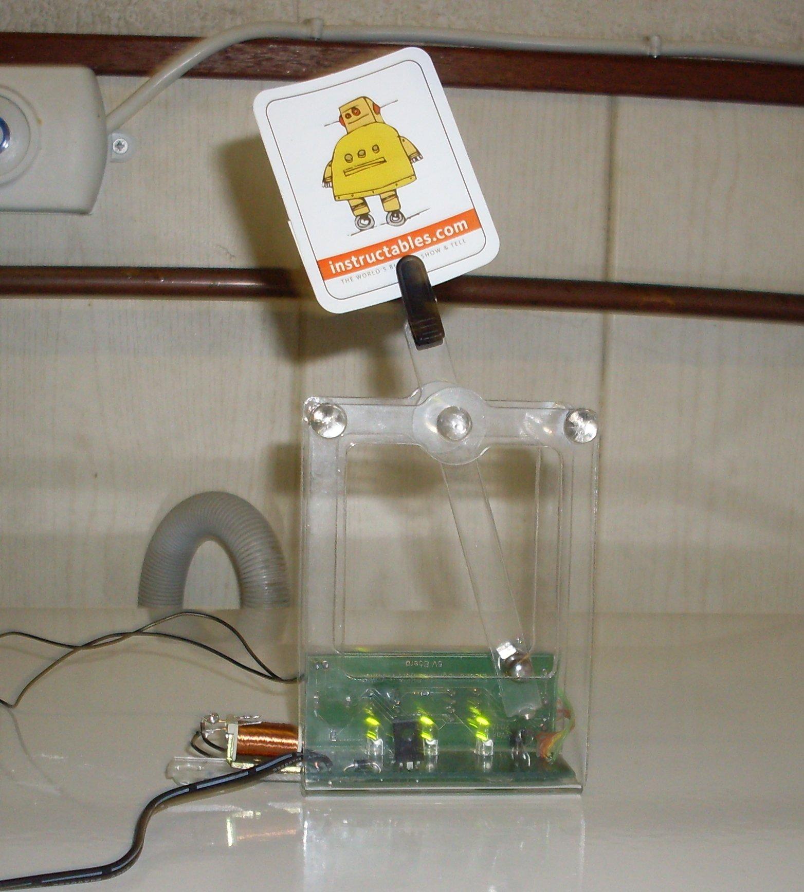 Electromagnetic Photo Wobbler