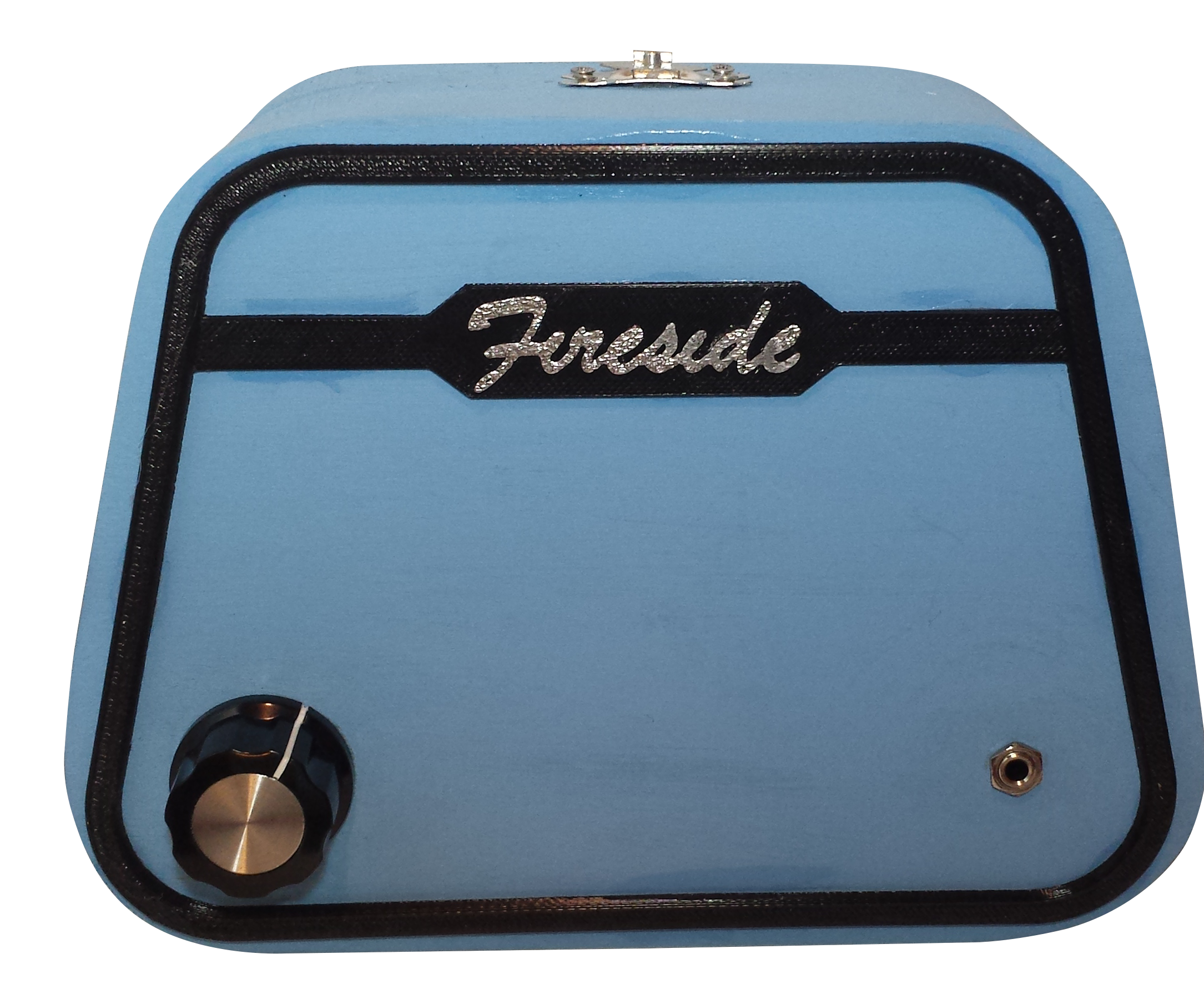 Fireside Internet Radio Player for Elderly Users - built with Raspberry Pi