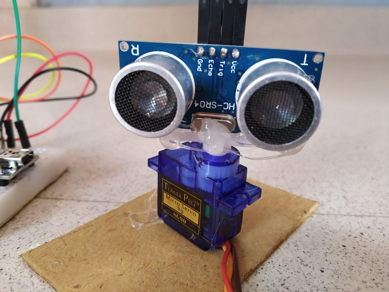Setting Up the Sensor