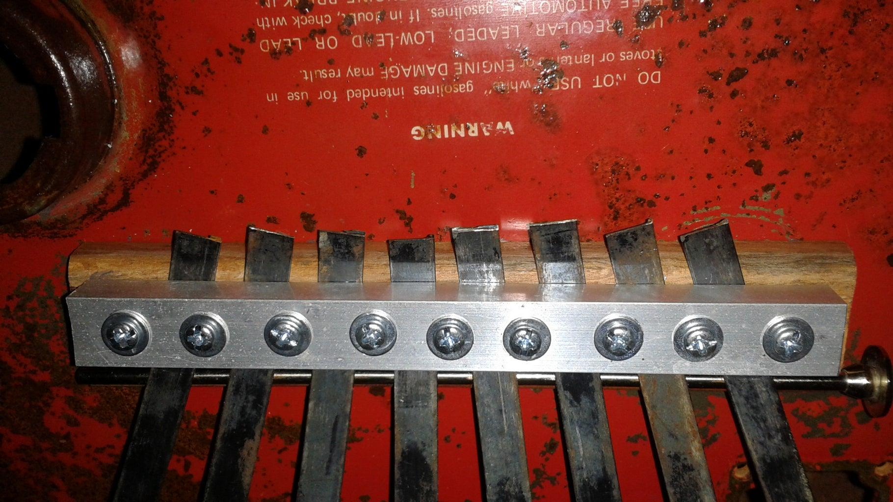 Tuning the Rhumba Box
