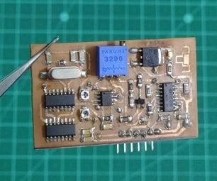 TL494与晶体一起工作| |产生完美的50Hz修正方波