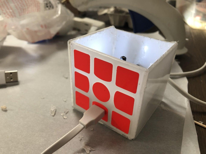 Assembling the Cube, Again