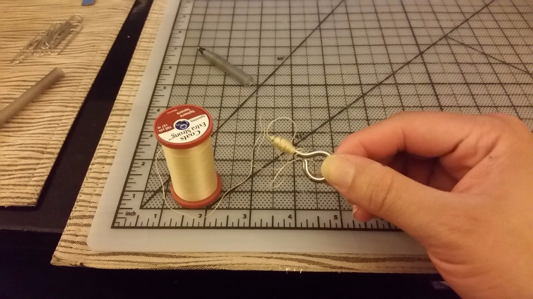 Assemble the Base and Inner Supports