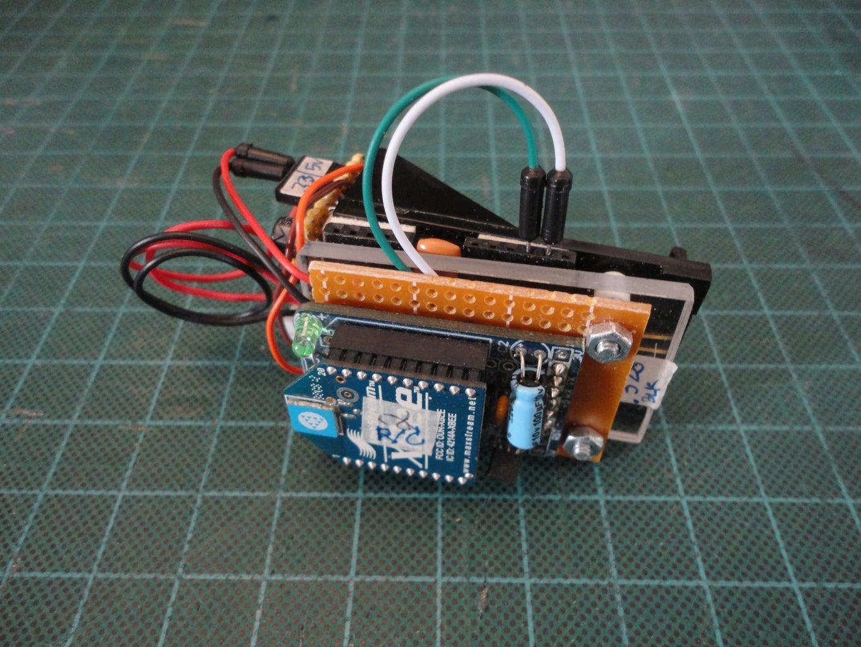 Palm Arduino II & XBee PCB