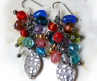Best Beaded Cluster Earrings
