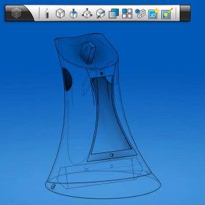 3D Printing the Robot Body