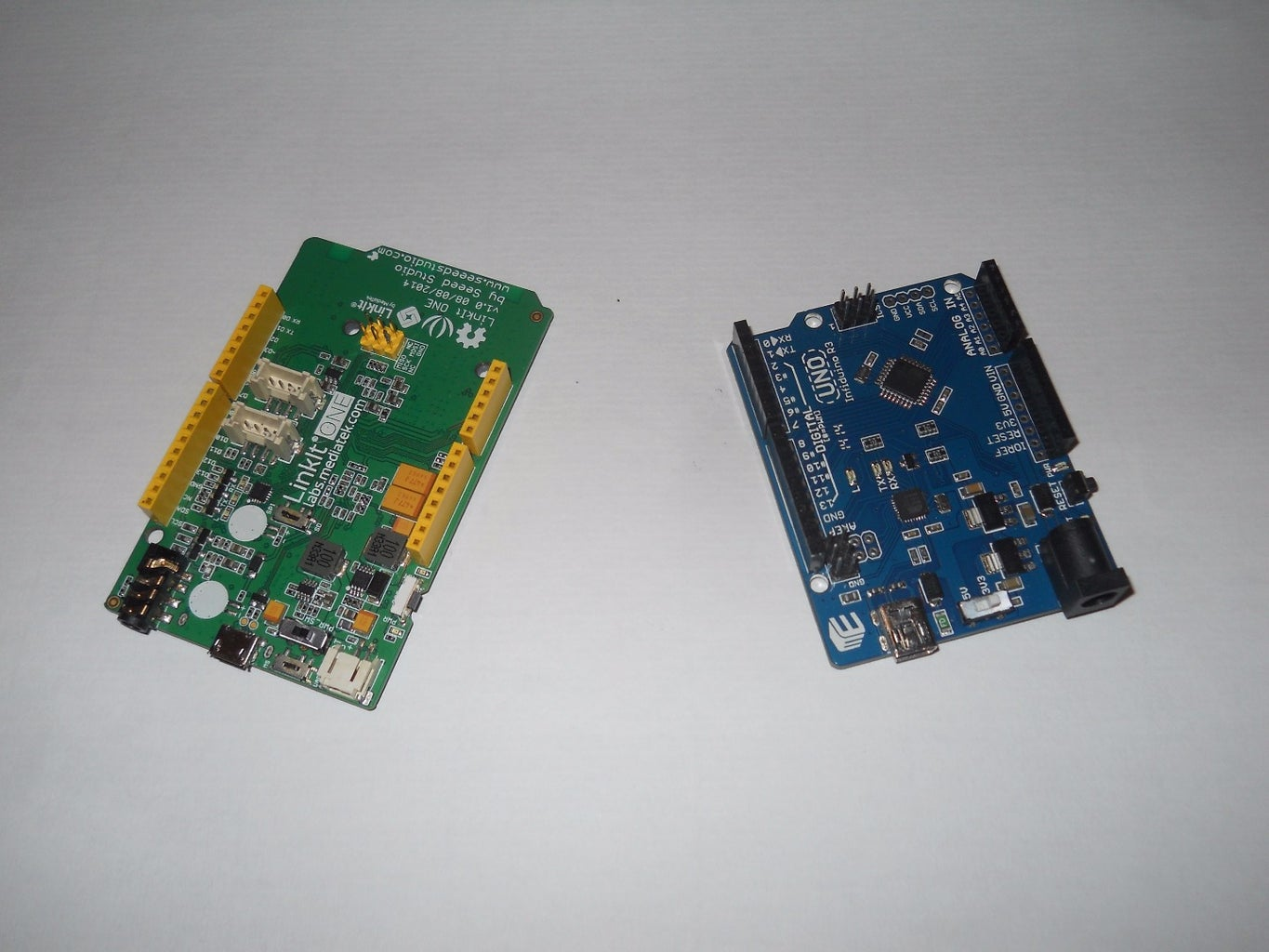 Choose Your Microcontroller!