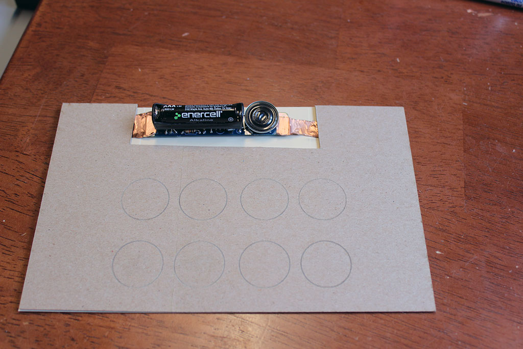 Drawdio Conductive Ink Keyboard