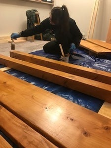 Stain All Your Wood