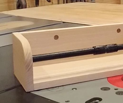 Easiest way to build a shelf