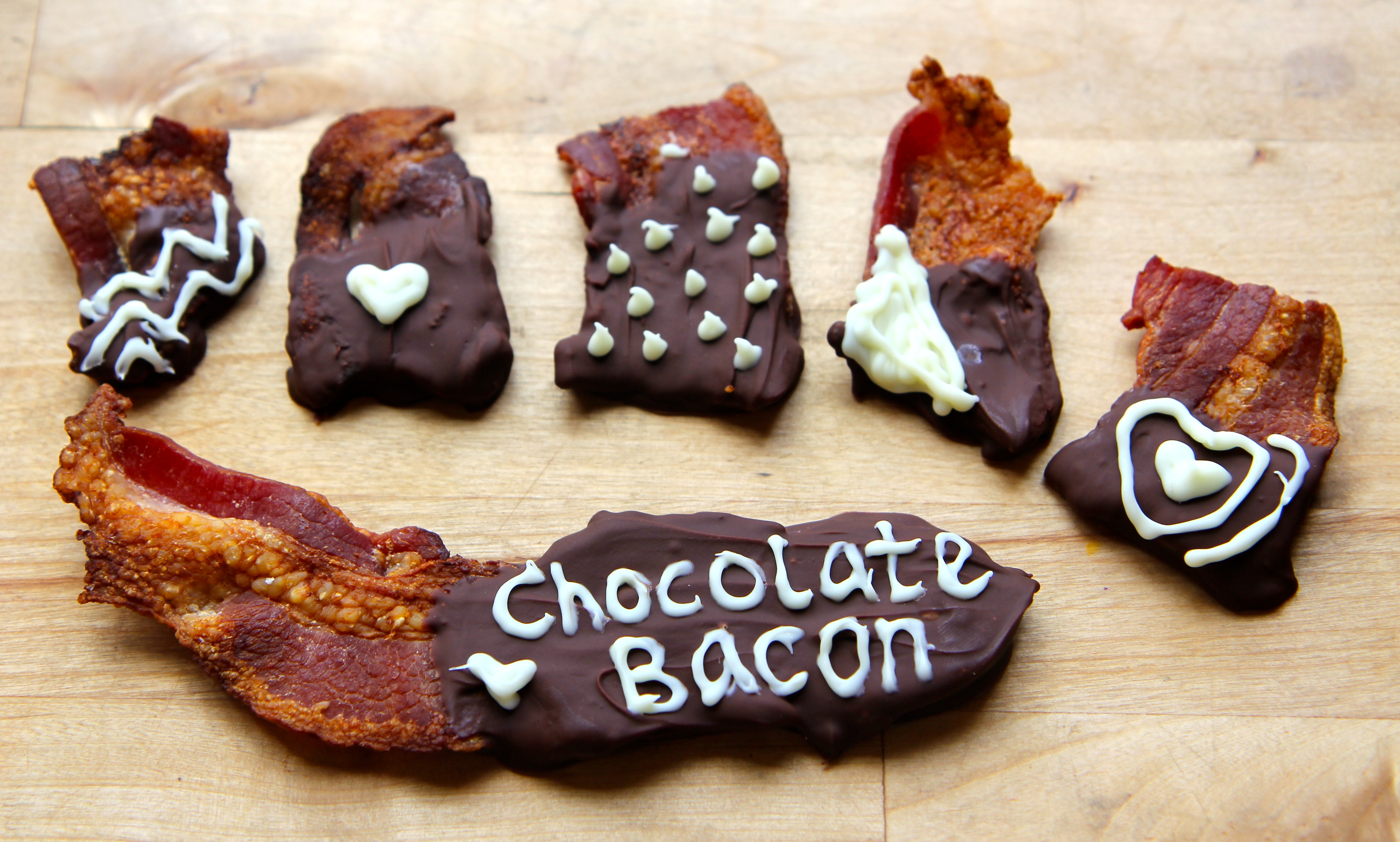 Picture of Chocolate Dipped Bacon