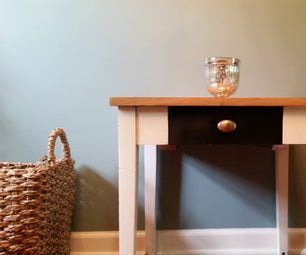 DIY Refurbished Table