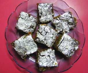 Fig & Dates Barfi (Indian Sweet). Easy to Make.