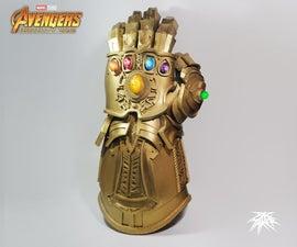 The Infinity Gauntlet.