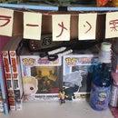 Naruto Ichiraku Ramen Shop Desk Banner +secret Tutorial