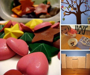 Art Projects to Do With Your Kids