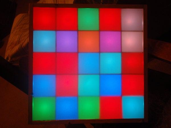 RGB LED Mood Lighting