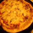 Great Homade pizza