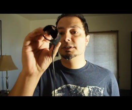 The $5 Harmonica Rack Microphone!
