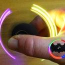 Batman Led Fidget Spinner