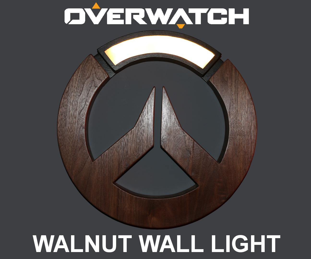 Overwatch Wall Light