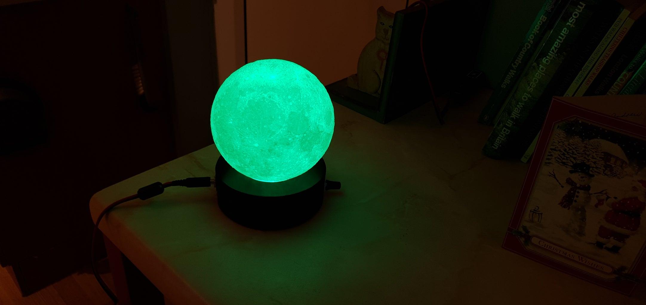 Moonlamp Nightlight