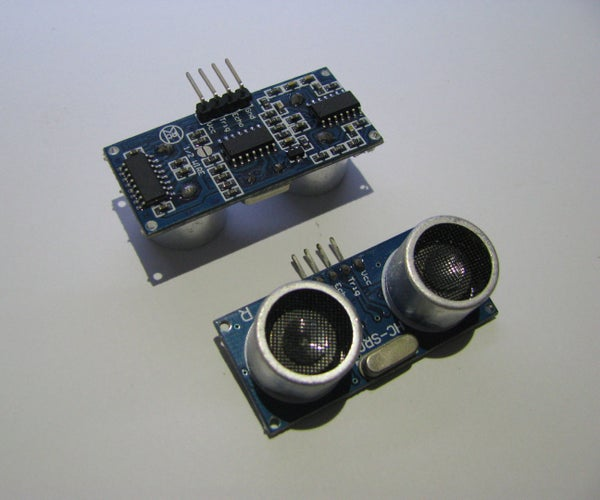 (HC-SR04) Ultrasonic Arduino? Easy!