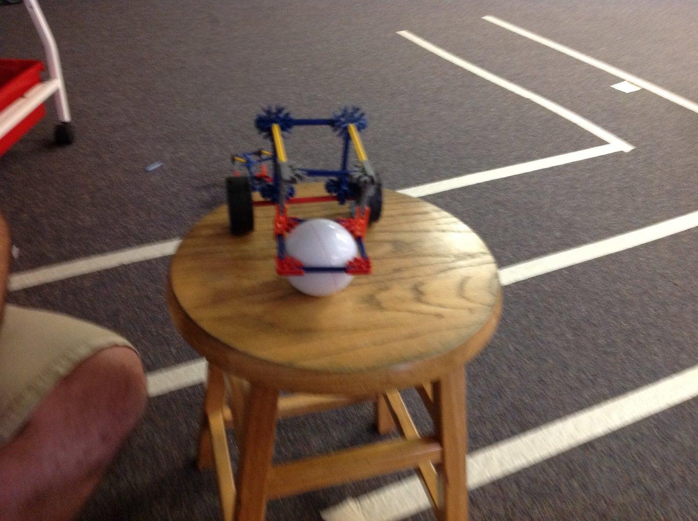 Knex Sphero Chariot