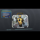 Borderlands 2: Gaige's Class Mod Lunch Box