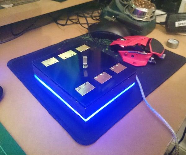 PC USB Media Volume Controller Based on Arduino