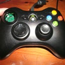 Xbox 360 Controller Accelerometer/gyro Steering Mod